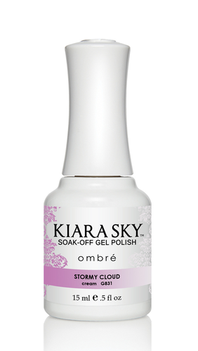 Kara Sky Gel Polish - Ombre - STORMY CLOUD