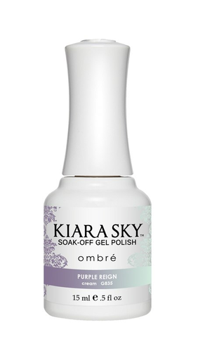 Kara Sky Gel Polish - Ombre - PURPLE REIGN