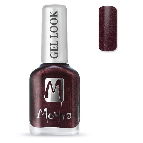 Moyra Nail Polish - GEL LOOK - Avril