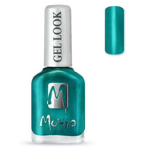 Moyra Nail Polish - GEL LOOK - Oceane