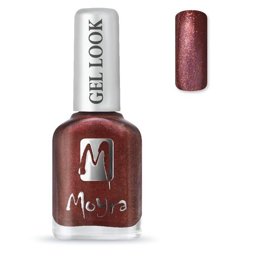 Moyra Nail Polish - GEL LOOK - Audrey