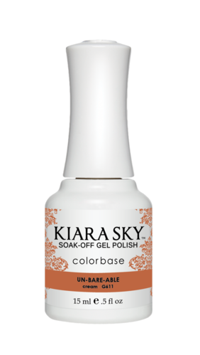 Kiara Sky Gel Polish - UN-BARE-ABLE
