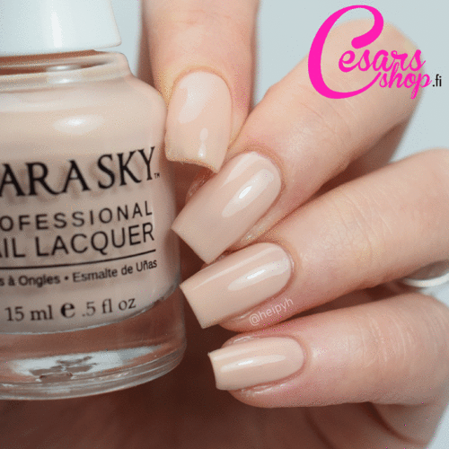Kiara Sky Nail Polish - RE-NUDE