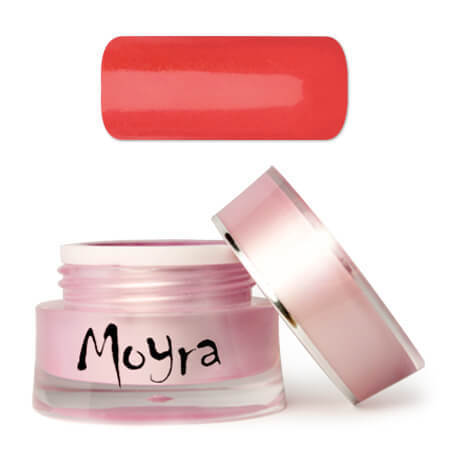 Moyra Supershine Colour Gel 512 MARMALADE