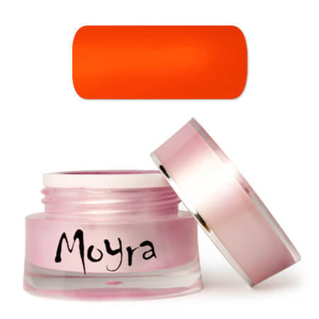 Moyra Supershine Värigeeli 569 VIVID ORANGE