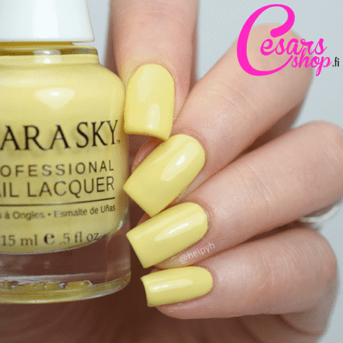 Kiara Sky Nail Polish - Electro Pop Collection - MAIN SQUEEZE