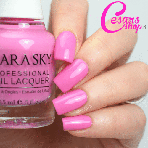 Kiara Sky Nail Polish - Electro Pop Collection - BUBBLE YUM