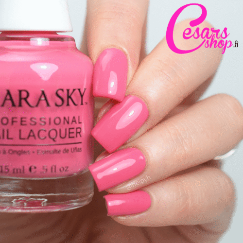 Kiara Sky Nail Polish - Electro Pop Collection - GRAPEFRUIT COSMO