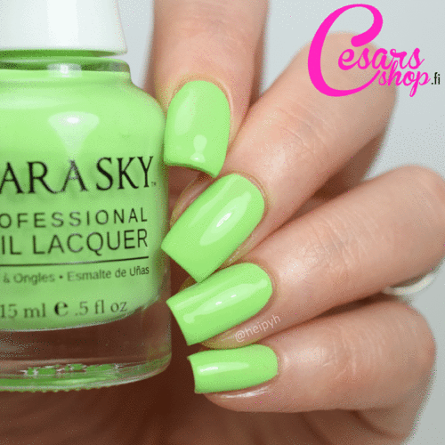 Kiara Sky Nail Polish - Electro Pop Collection - TROPIC LIKE IT'S HOT
