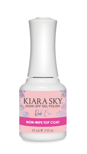 Kiara Sky - Rub On - NON-WIPE TOP COAT