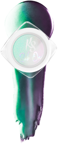 Kiara Sky Rub On - MERMAID