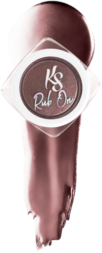 Kiara Sky Rub On - CHROME - ROSE GOLD