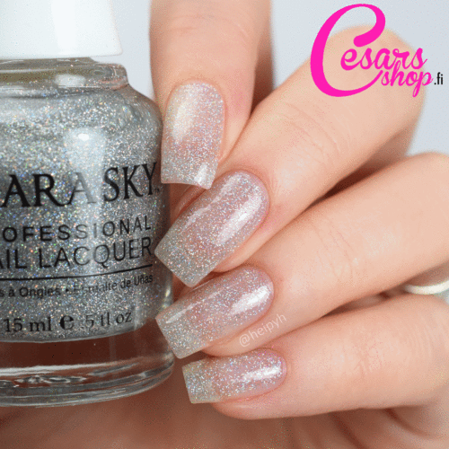 Kara Sky Nail Polish - FEELIN NUTTY