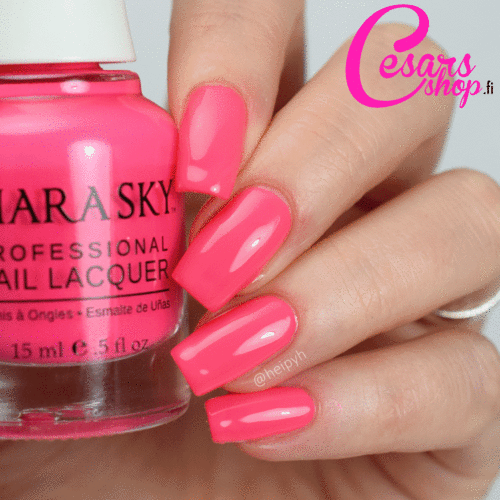 Kara Sky Nail Polish - CHERRY ON TOP