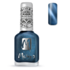 Moyra Cat Eye Stamping Polish / Nail Polish SP33 MAGNETIC BLUE