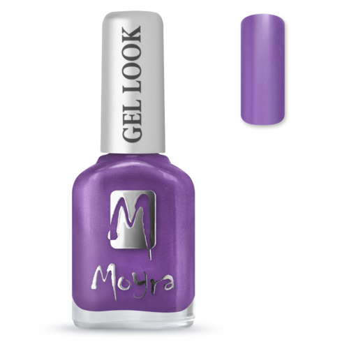 Moyra Nail Polish - GEL LOOK - Camelia
