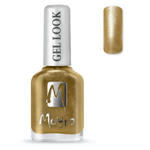 Moyra Nailpolish - GEL LOOK - Bianca