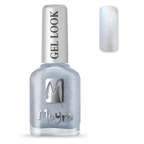 Moyra Nailpolish - GEL LOOK - Valerie
