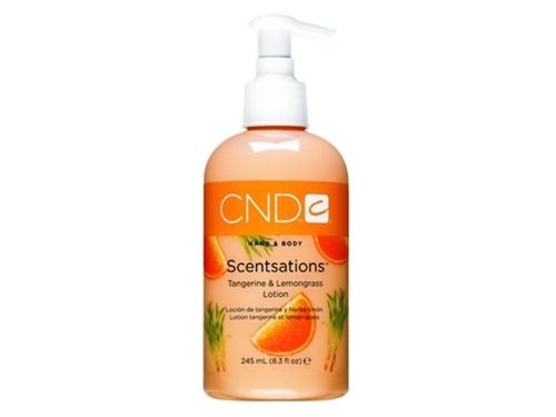 CND Tangerine & Lemongrass, Scentsations 245ml
