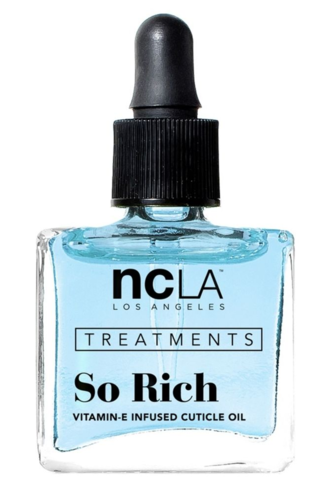 NCLA Treatment - SO RICH - SALT WATER - Vitamin E Infused Cuticle Oil