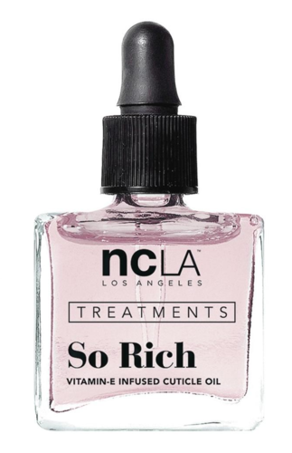 NCLA Treatment - SO RICH - ISOLA DI CAPRI - Vitamin E Infused Cuticle Oil