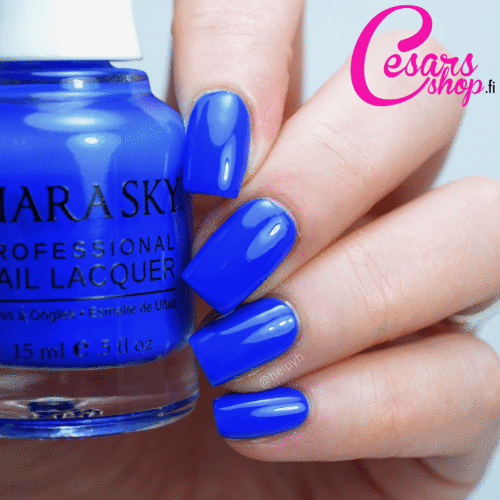 Kiara Sky Nail Polish - SOMEONE LIKE BLUE