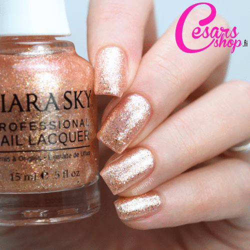 Kiara Sky Nail Polish - FIRST CLASS TICKET