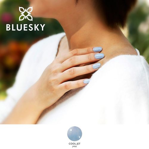 Bluesky Gel Polish - Shimmering - JM06