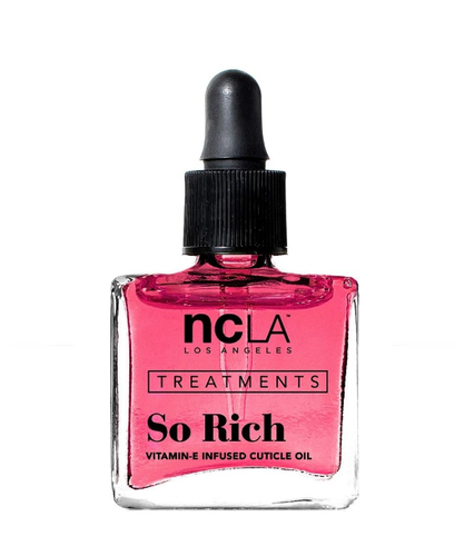 NCLA - Treatment - SO RICH - APPLE PIE - Vitamin E Infused Cuticle Oil
