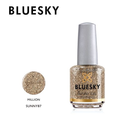 Bluesky Nailpolish - Sunny Gel - MILLION 15ml
