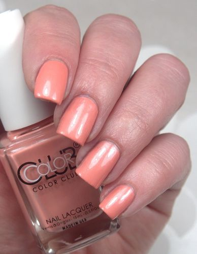 Color Club -  Calm Before The Storm - DON'T STEEL MY THUNDER