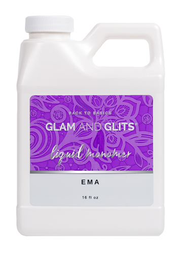 Glam & Glitz - BACK TO BASICS - EMA MONOMER 16OZ (473ml)