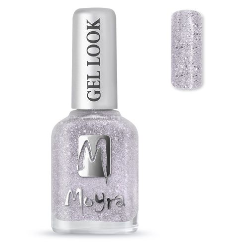 Moyra Nail Polish - GEL LOOK - Maissa
