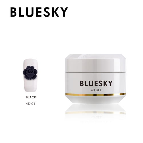 Bluesky 4D Geeli- BLACK - 01