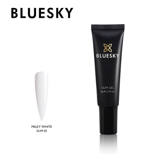 Bluesky Gum Gel MILKY WHITE 8ml