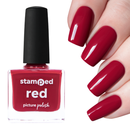 PicturePolish - Stamped RED