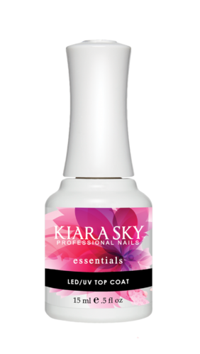 Kiara Sky Gel Polish - LED/UV TOP COAT