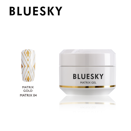Bluesky Matrix geeli - GOLD