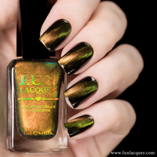 F.U.N Lacquer - 7th Aniversary Collection - WONDERFUL