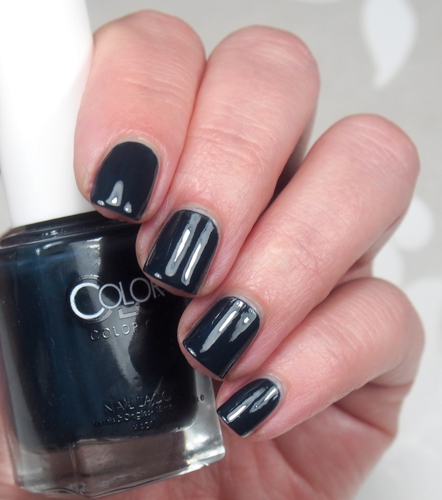 Color Club - She's So Vamp - NIGHTTIME IS THE RIGHT TIME