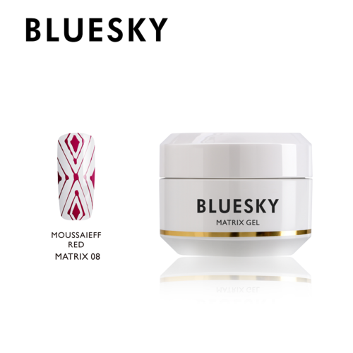 Bluesky MATRIX geeli - MOUSSAIEFF RED