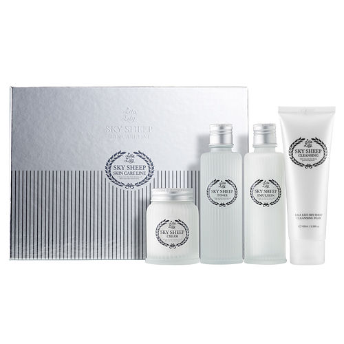 LILA LILY Sky Sheep Skin Care (4 Set)