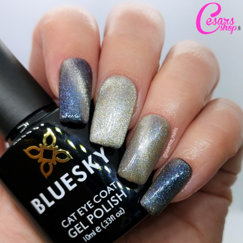 Bluesky Geelilakka - AURORA GALAXY CAT EYE - IT'S A PROMISE 179