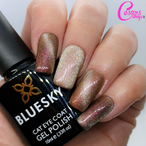 Bluesky Geelilakka - AURORA GALAXY CAT EYE - ONCE IN A BLUE MOON 181
