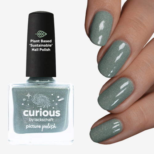 PicturePolish Kynsilakka - CURIOUS