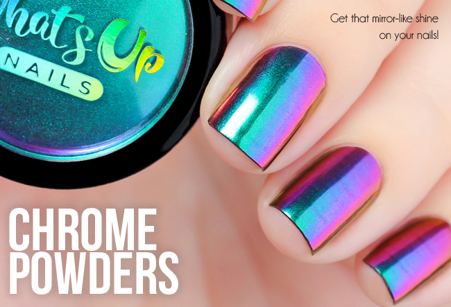 Chrome Powders