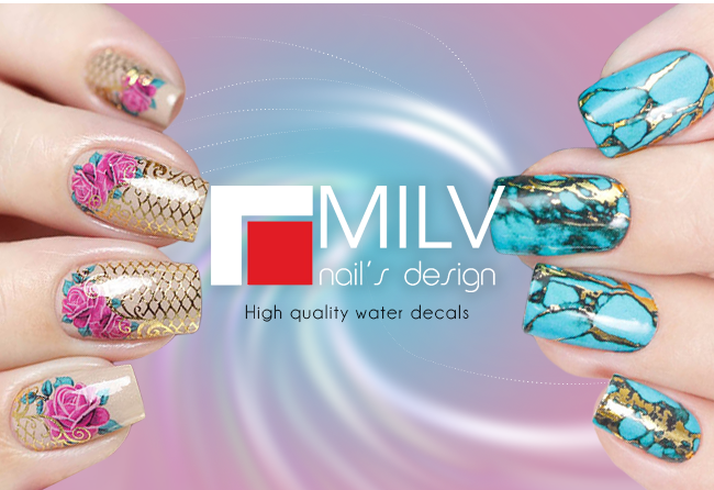 Milv Water Decals